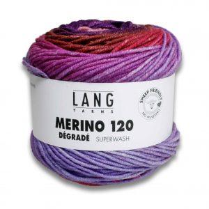 Merino 120 Dégradée