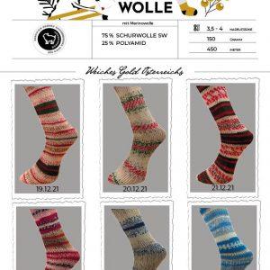 Mally Socks Weihnachten 2021